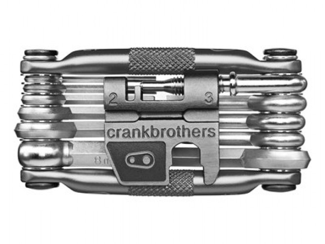CRANKBROTHERS Multi-tool M17 Silver