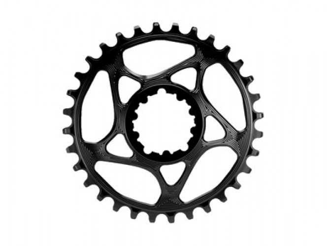 ABSOLUTEBLACK Chainring Round MTB 28T