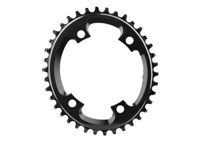 ABSOLUTEBLACK Chainring Oval Cross 38T