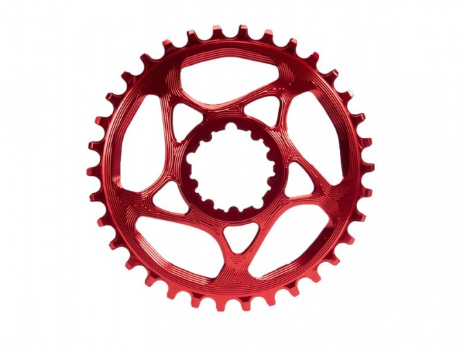 ABSOLUTEBLACK Chainring Round MTB 32T