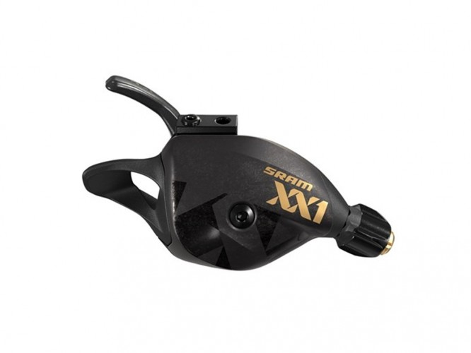 SRAM Trigger shifter Eagle XX1 Black 12