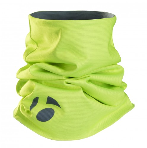 Bontrager Convertible Neck Gaiter Visibility Yellow