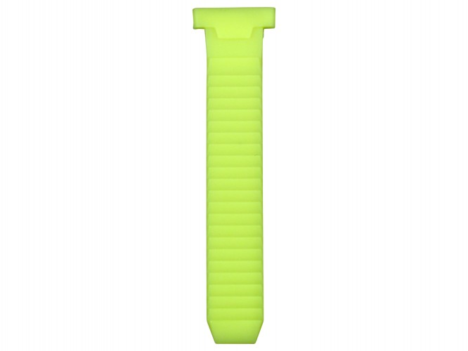 Bontrager Shoe Replacement Straps Visibility Yellow