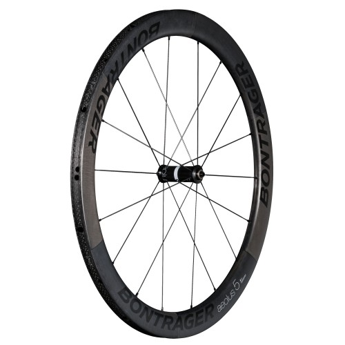 Bontrager Aeolus 5 D3 Tubular Road Wheel Black/Black