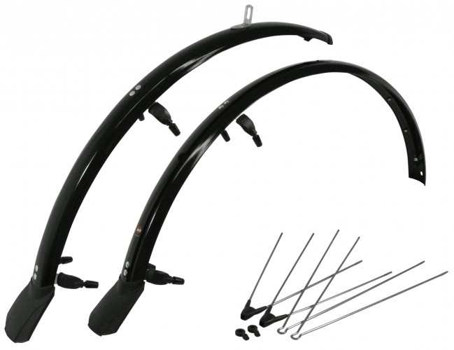 SKS 700c Fenders Sets Black C30
