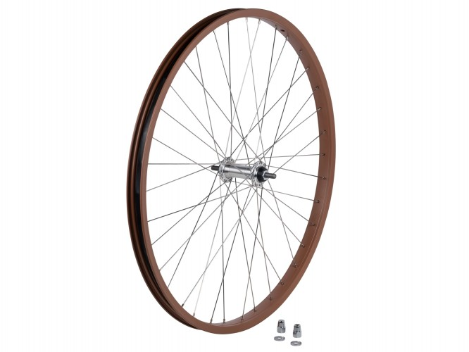 Trek Classic Cruiser Wheels Brown