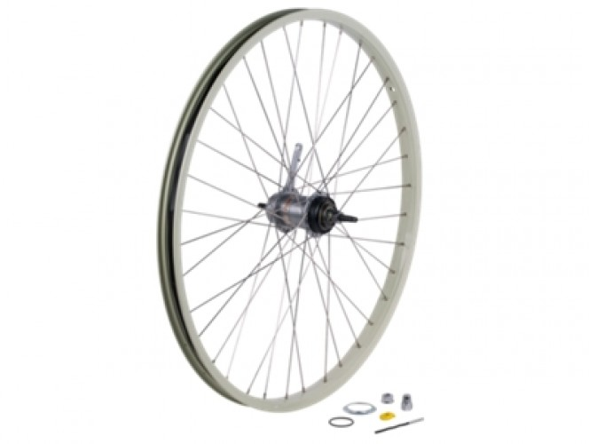 Trek Cruiseliner Wheels Silver/Cream