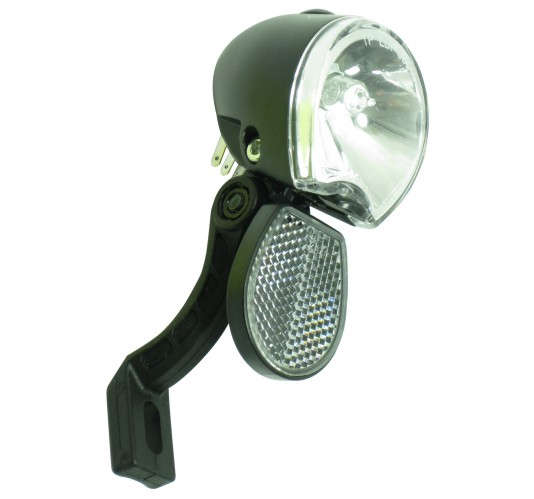 Trek Trekking Front Lights Black