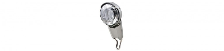 Trek Trekking Front Lights Silver