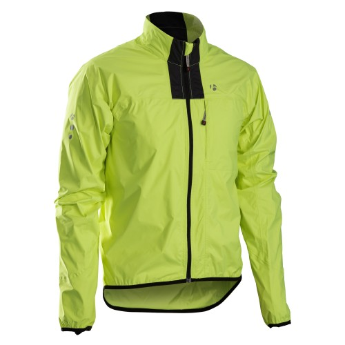 Bontrager Race Stormshell Jacket Visibility Yellow