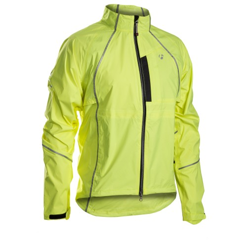 Bontrager Town Stormshell Jacket Visibility Yellow