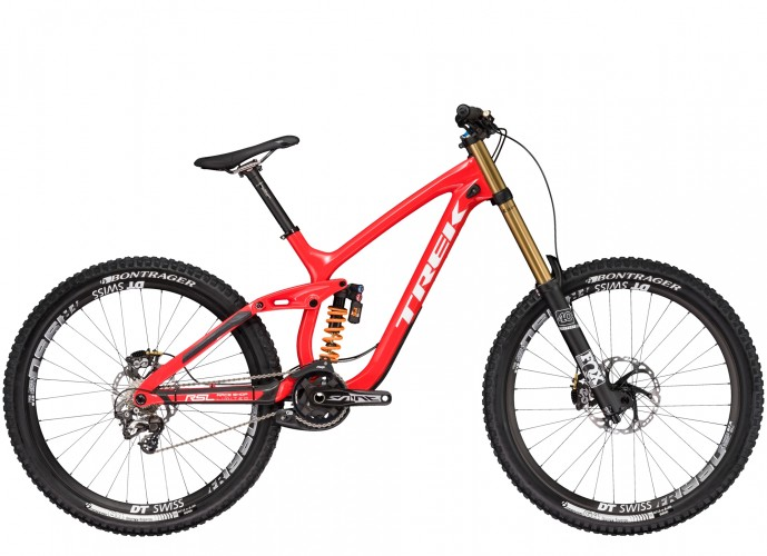 Session 9.9 DH 27.5 Race Shop Limited Viper Red