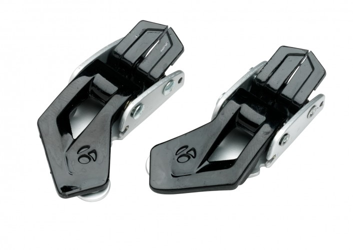 Bontrager Micro-Fit II Replacement Buckles Black