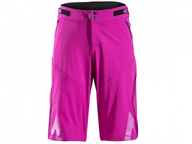 Bontrager Lithos Short Purple Lotus