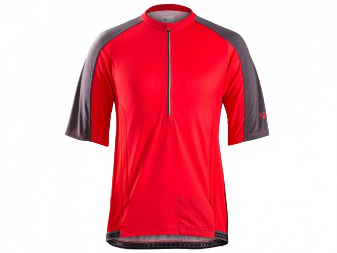 Bontrager Foray Jersey Viper Red