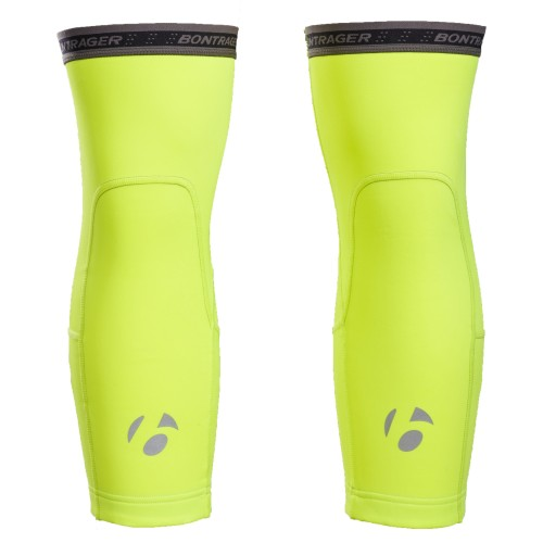 Bontrager Visibility Thermal Knee Warmer Visibility Yel...