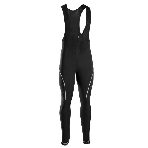 Bontrager Velocis S2 Softshell Bib Tight Black