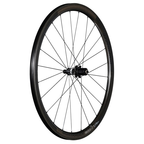 Bontrager Aeolus 3 TLR D3 Clincher Road Wheel Black