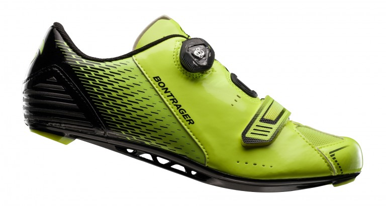 Bontrager Specter Road Shoe Visibility Yellow/Black