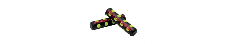 Electra Lifestyle Grips Black/Green/Black/Green