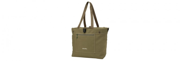 Electra Expandable Tote Bag Green