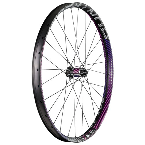 Bontrager Line Plus Boost TLR 29 MTB Wheel Red/Violet/B...