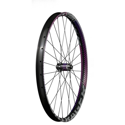 Bontrager Line Plus TLR 29 Red/Violet/Black