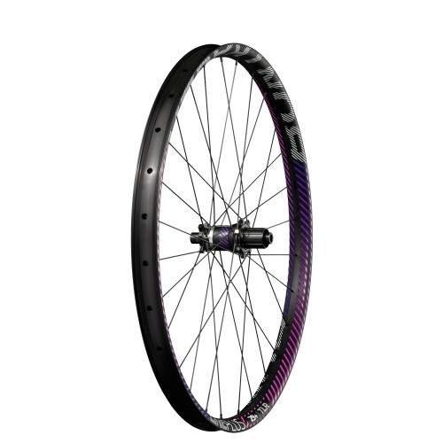 Bontrager Line Plus TLR 29 Red/Violet/Black Anodized