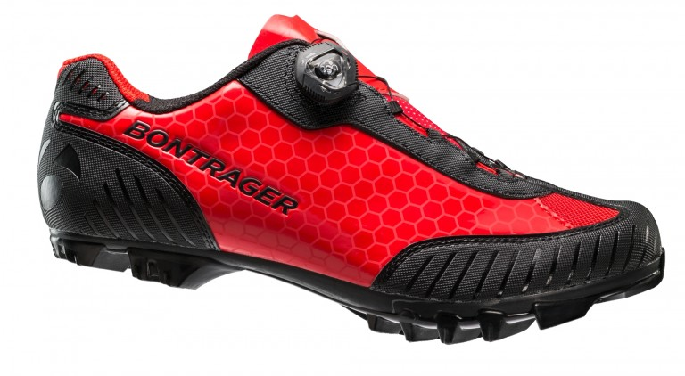 Bontrager Foray Mountain Shoe Viper Red