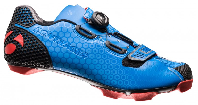 Bontrager Cambion Mountain Shoe Electric Blue