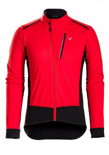 Bontrager Velocis S1 Softshell Jacket Viper Red
