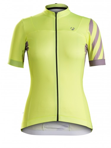 Bontrager Meraj Halo Women's Jersey Visibility Yellow