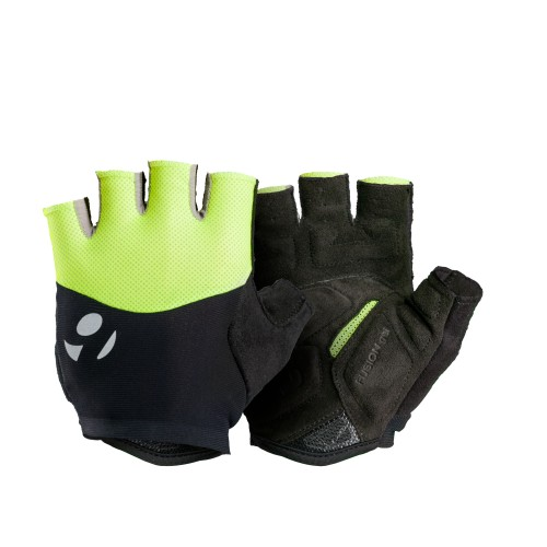 Bontrager Halo Gel Glove Visibility Yellow