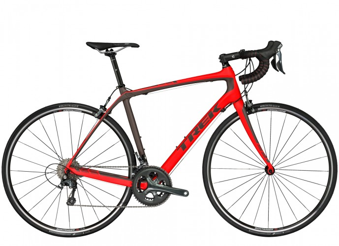 Domane S 4 Matte Viper Red/Dark Roast Black
