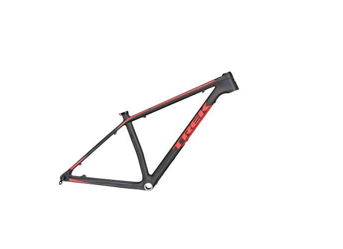 Superfly Carbon Frameset Matte Carbon Smoke/Viper Red