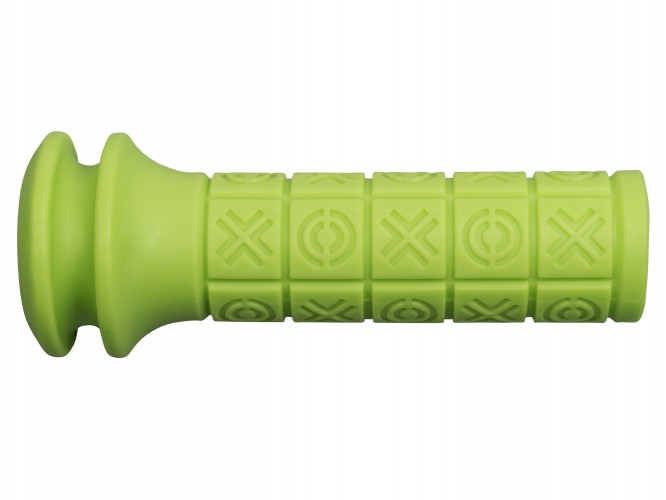 Trek Kids Dialed Grip - 113mm Light Green/Light Green